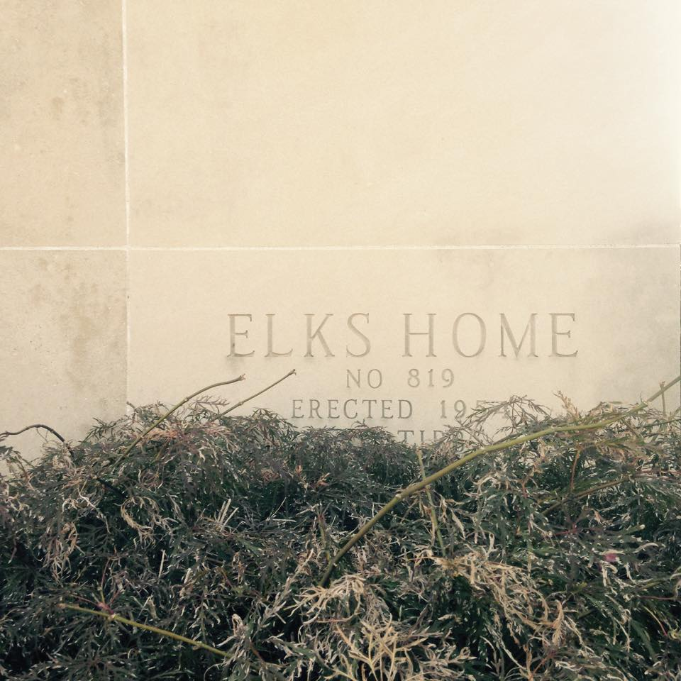 Elks original building in Mount Vernon, Illinois