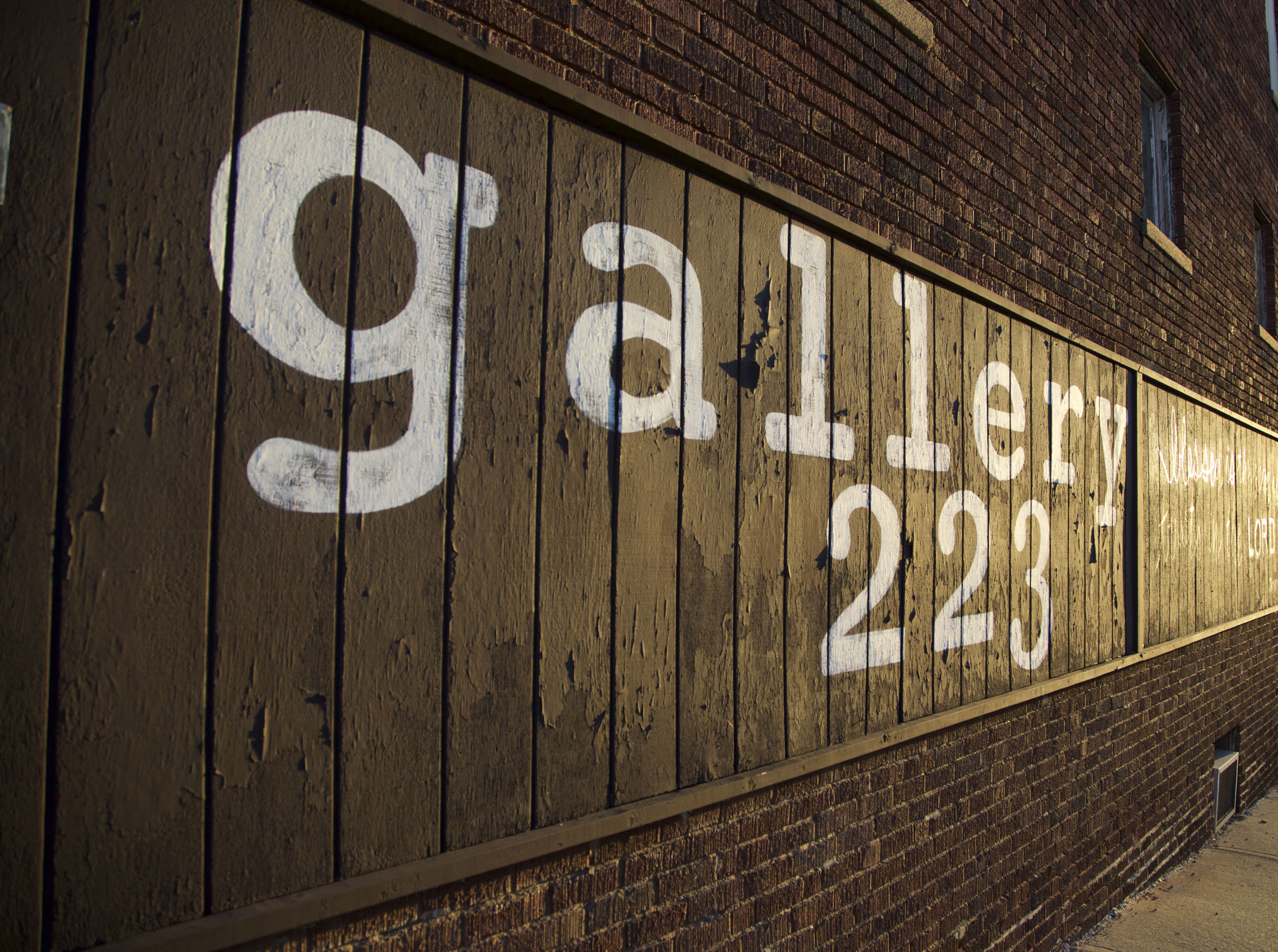 Gallery 223 in Mount Vernon Illinois
